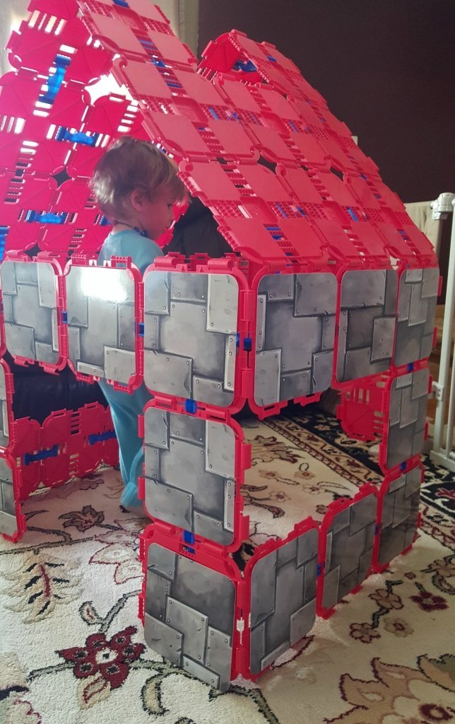 Activities That Foster Imaginative Play – Fort Building Kits For Kids