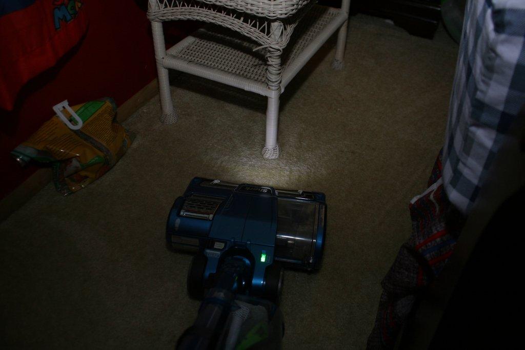 vacuum headlamp