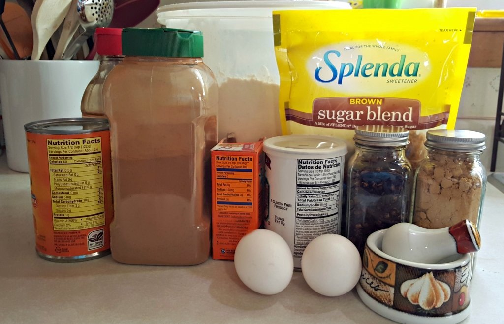 Whoopie Pie Ingredients