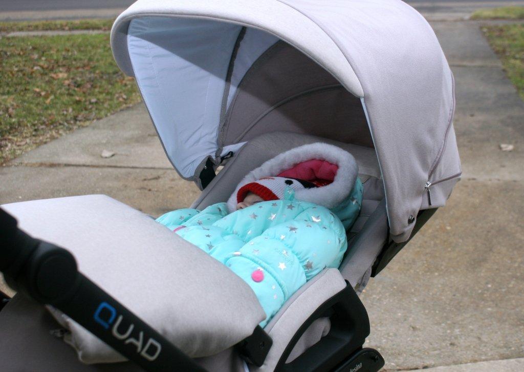 inglesina rear facing stroller