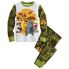 the lion guard pajamas