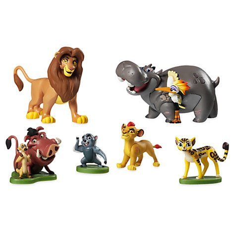 the lion guard figures
