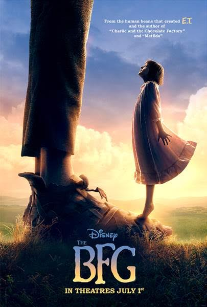 From the Creators of E.T. – Disney's The BFG