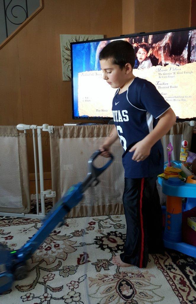 Shark kids vacuum