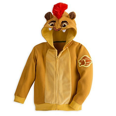 the lion guard hoodie