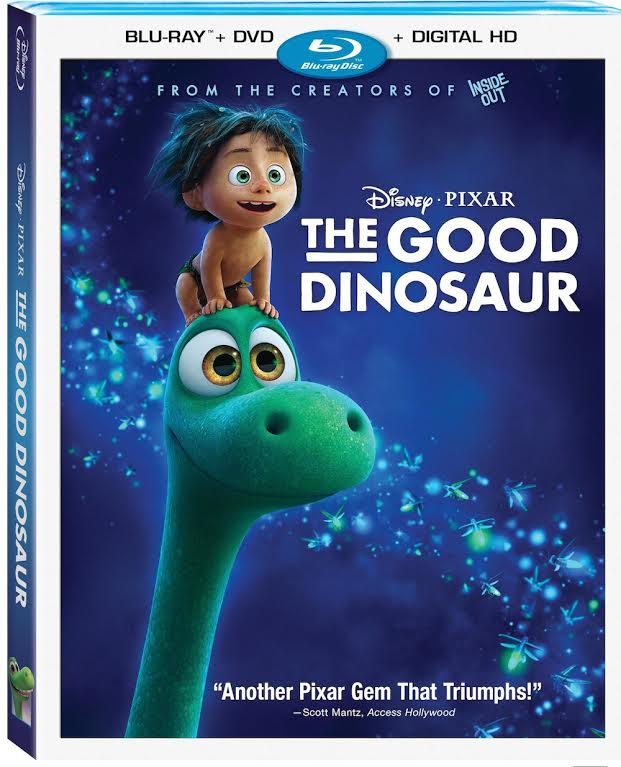 The Good Dinosaur is a MUST see!
