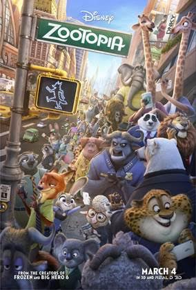 Check Out Assistant Mayor Bellwether in Zootopia!