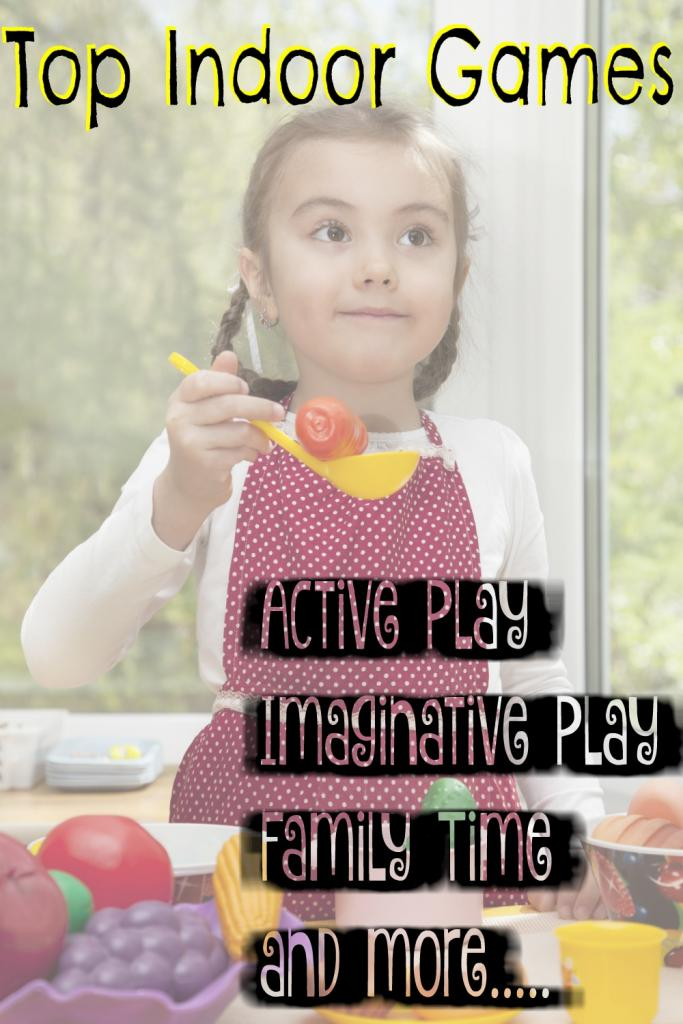 Need Imaginative Play Ideas? Try These Best Indoor Games for Kids