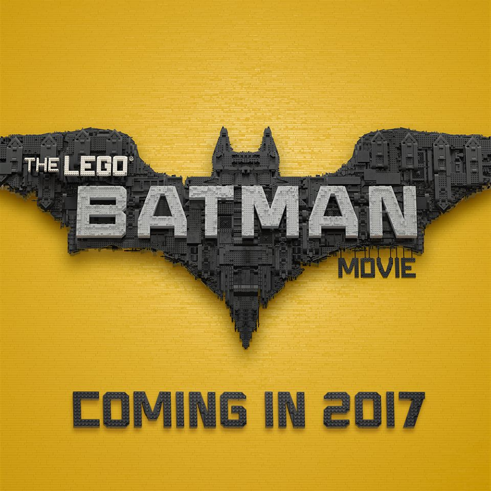 Look out Batman fans, things just got Lego!