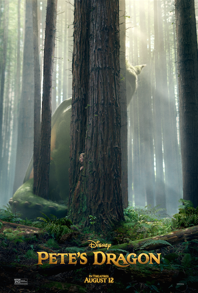 Disney's Pete's Dragon – coming in August 2016