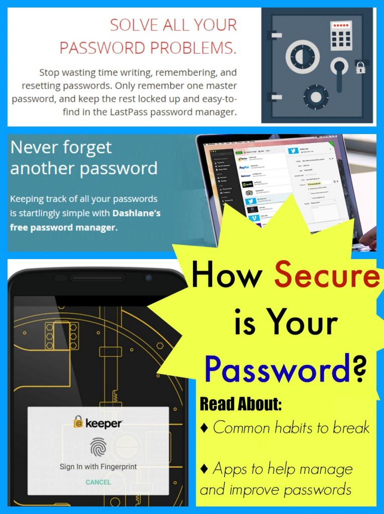 How Secure is My Password? Smart Ways to Help!