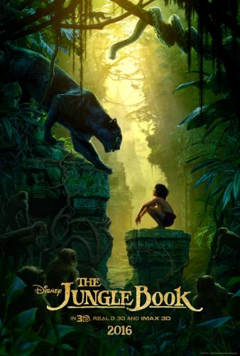 The Jungle Book Coming April 15th!