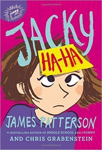Jacky Ha-Ha and the #HaHaBookClub
