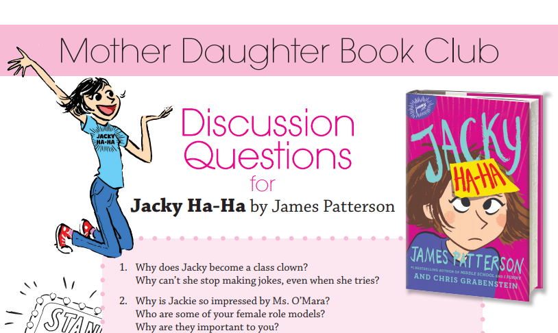 Jacky ha-ha parent questions