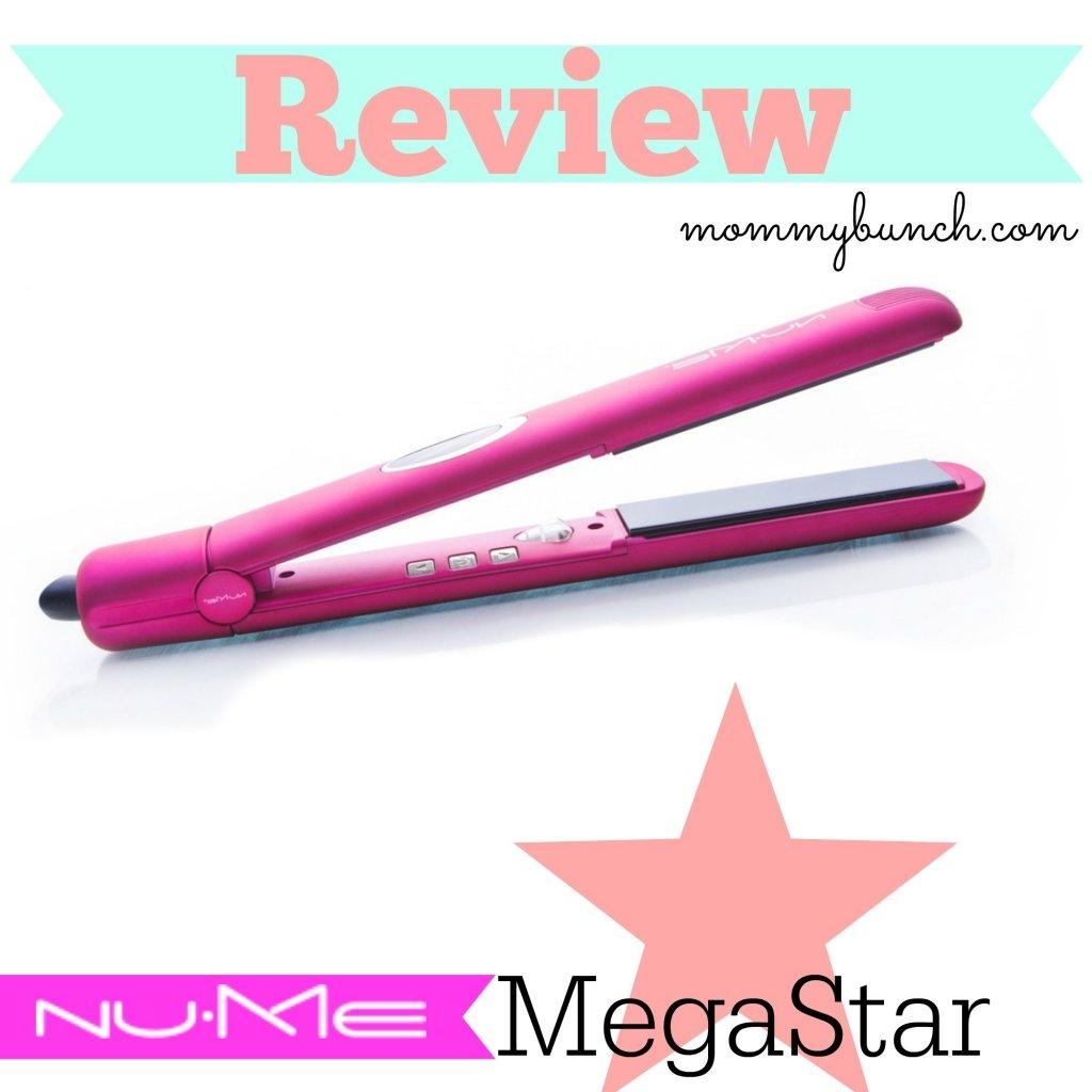 NuMe MegaStar Review – Impressive Flat Iron