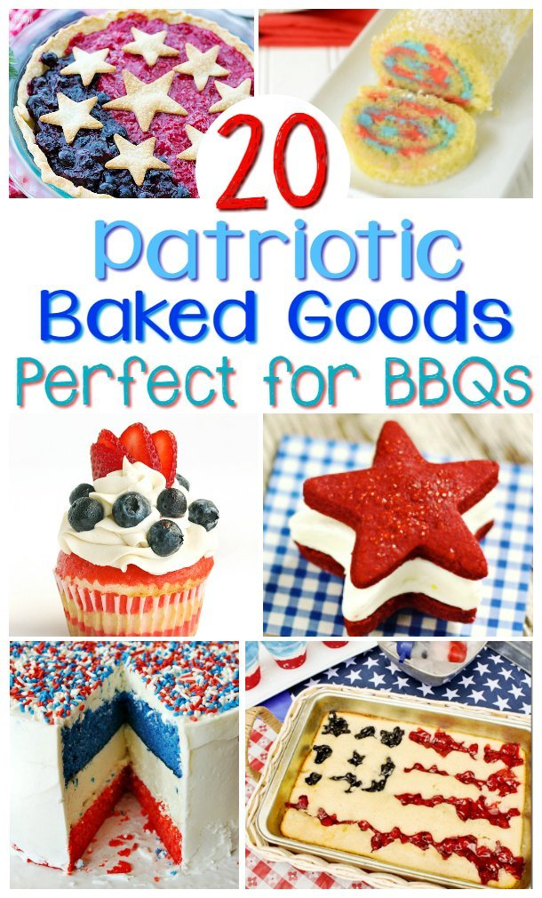 The Best 20 Patriotic Dessert Recipes