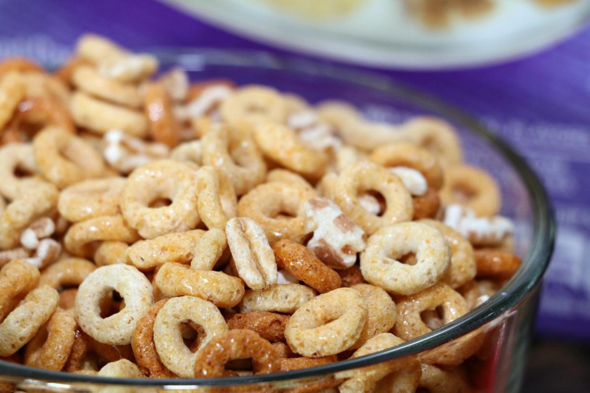 cheerios ancient grains bowl