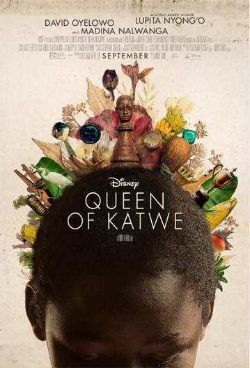 Coming soon! Disney's Queen of Katwe