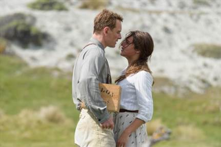 Sneak Peak at THE LIGHT BETWEEN OCEANS