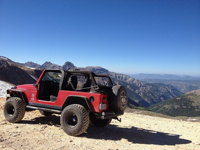 Five Bucket List Items For Jeep Lovers