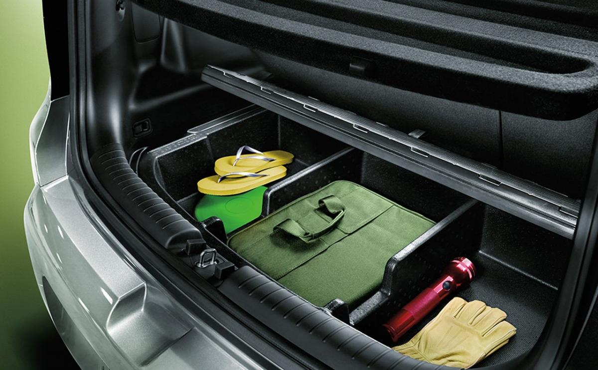 kia soul cool trunk
