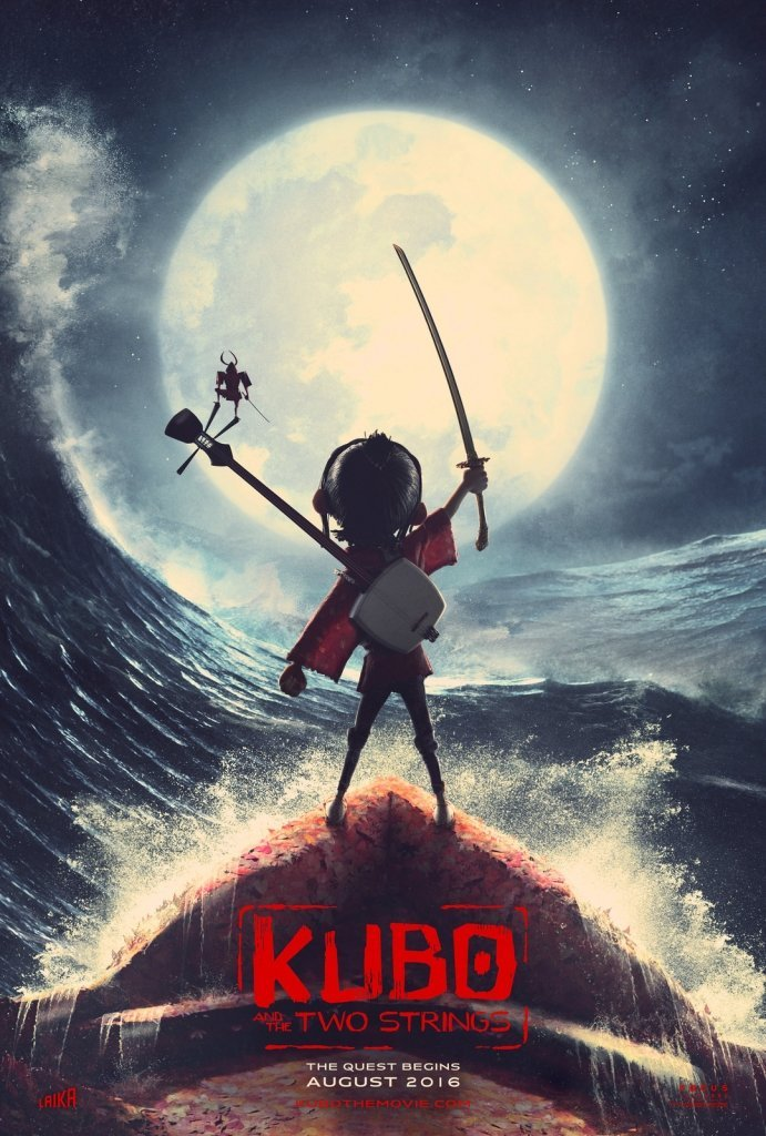 Focus Features brings you Kubo and the Two Strings!
