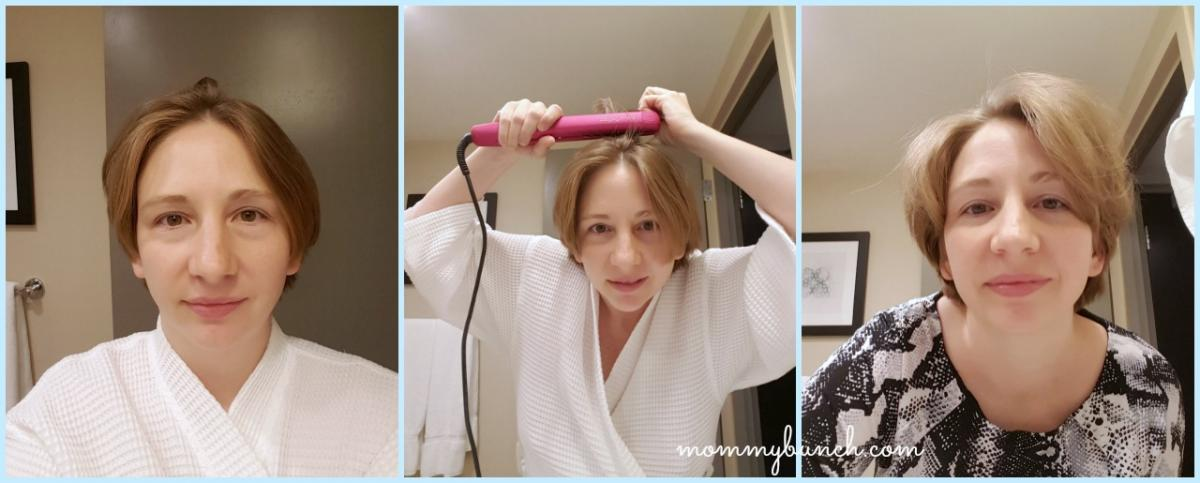 nume megastar review short hair