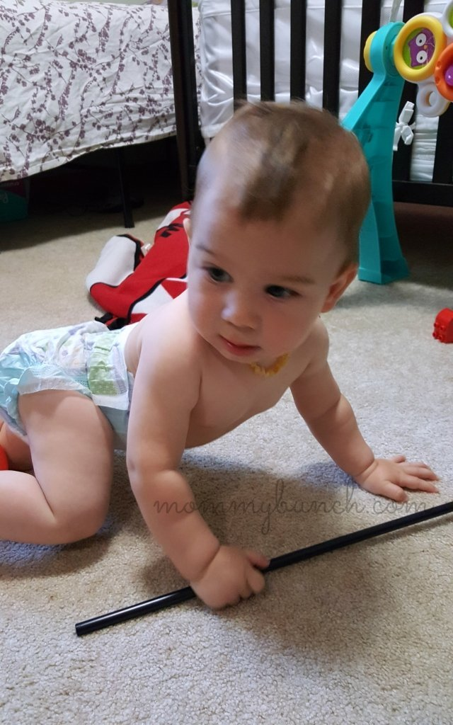 Tips to Help Crawling Babies huggies