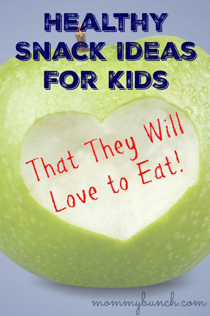 Want Simple Healthy Snacks For Kids? Try Doing This!