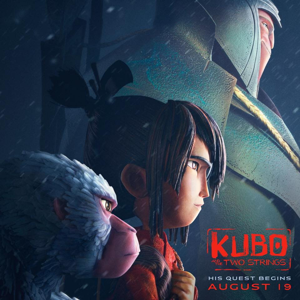 Kubo And The Two Strings – Behind The Movie