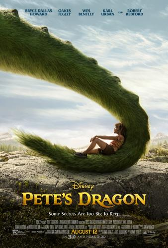 """Pete's Dragon"" Coming to theaters Soon!"