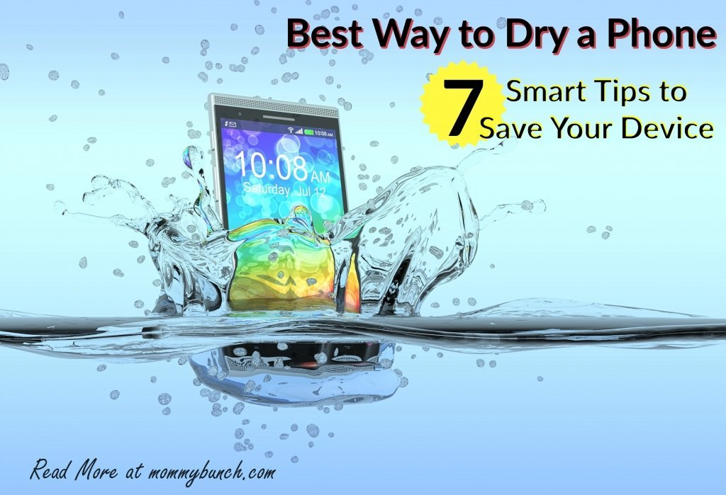Best Way to Dry a Phone – 7 Smart Tips to Save Your Device