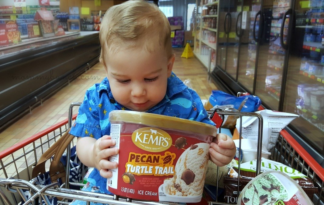 kemps ice cream easy and simple treats