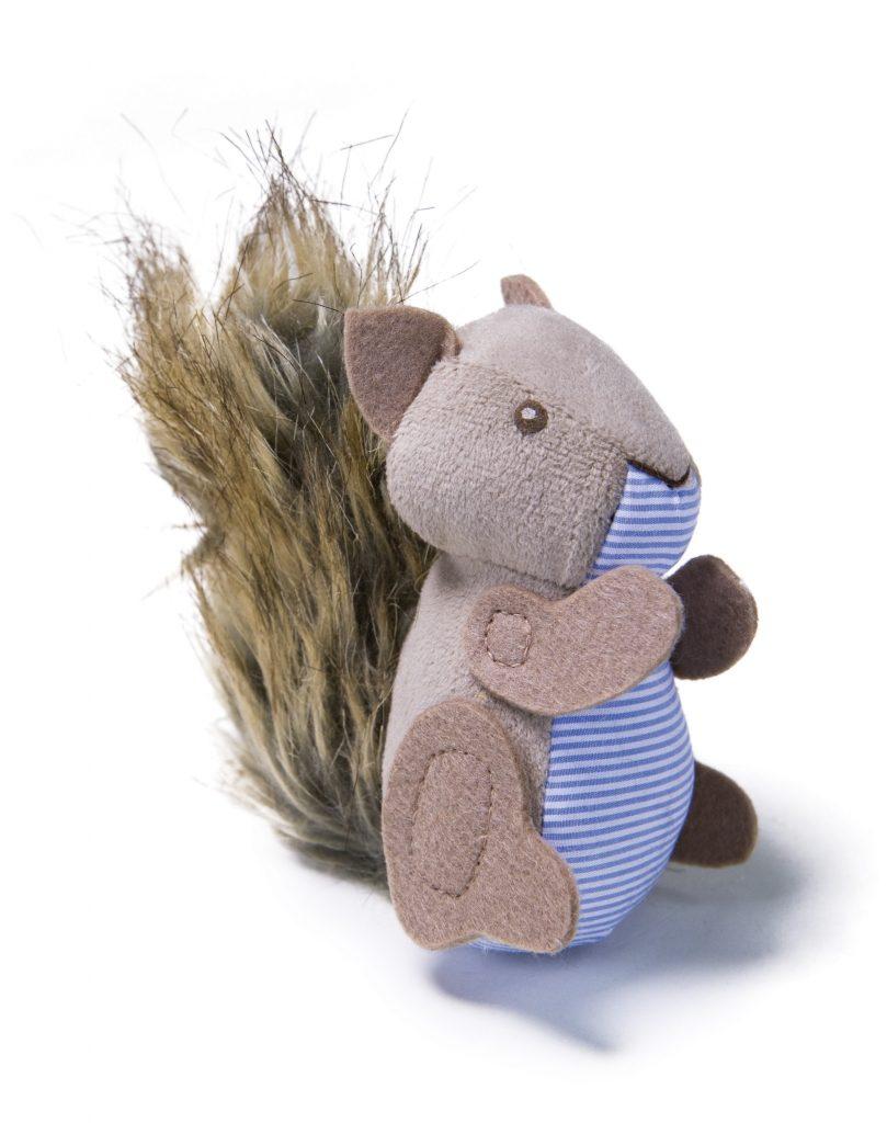 Loving Pets Plush Player - Squirrel