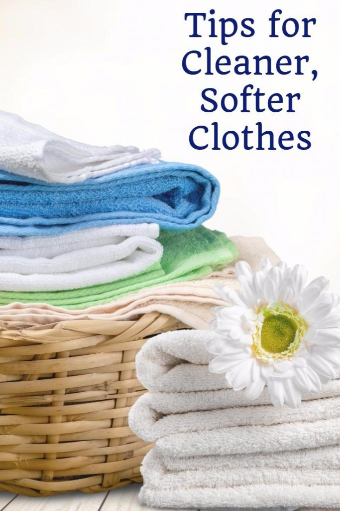 Laundry Made Simple: Tips for Cleaner, Softer Clothes