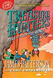 Treasure Hunters: Peril at the Top of the World {Book Review}