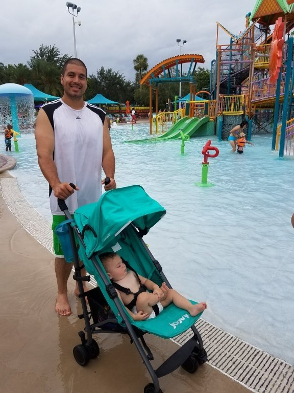 The Best Umbrella Strollers for Tall People? This is it!