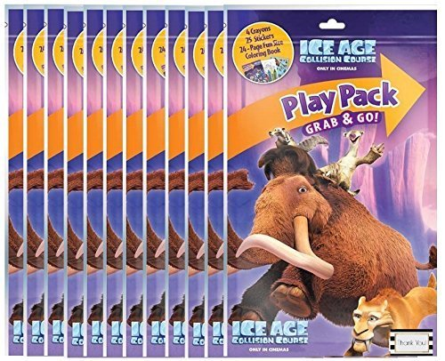 Ice Age Play Pack