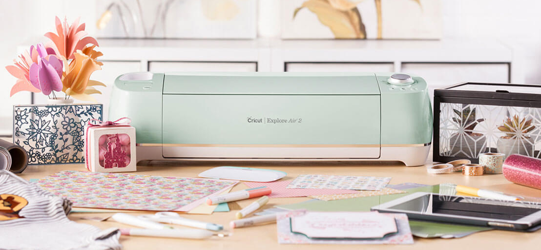 Getting Started with a Cricut Explore Air – First Project Ideas