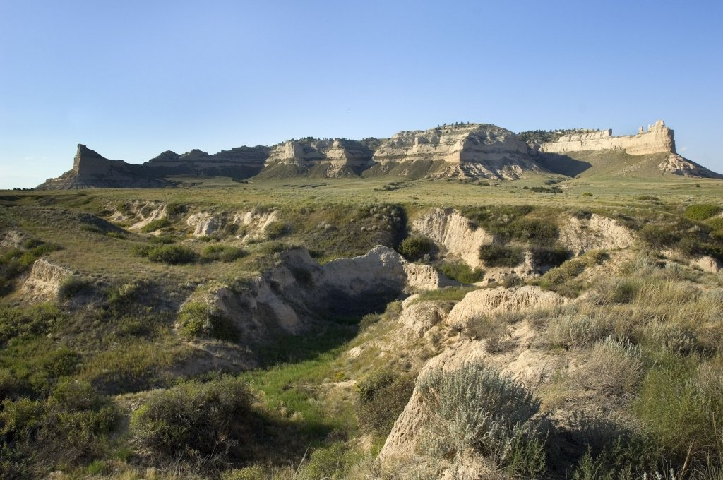 scotts bluff monument oregon trail