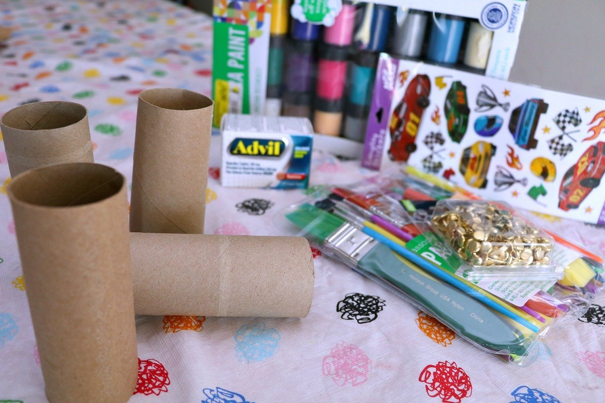 toilet-paper-roll-car-materials