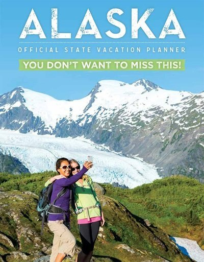 why not go to alaska - official state vacation planner