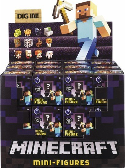Minecraft Toys For Kids Figurines