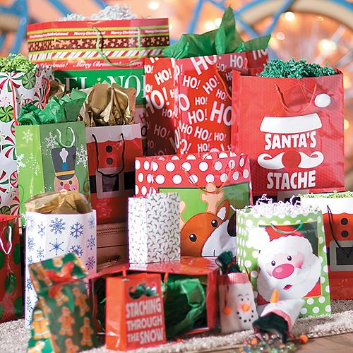Prepare For Gift Giving Season with Festive Christmas Gift Giving Supplies