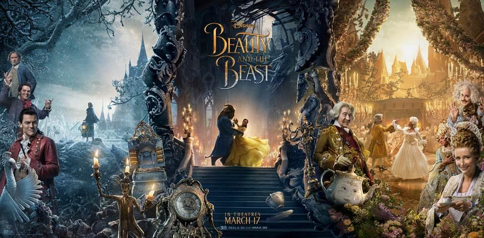 Disney's Live-Action Adaptation of Beauty And The Beast is Sure to Delight!