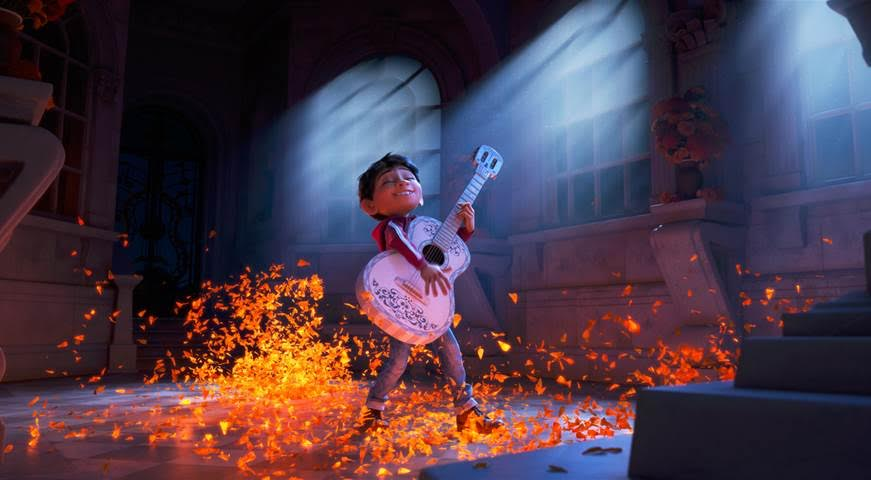 2017 Disney Movie Lineup - Coco