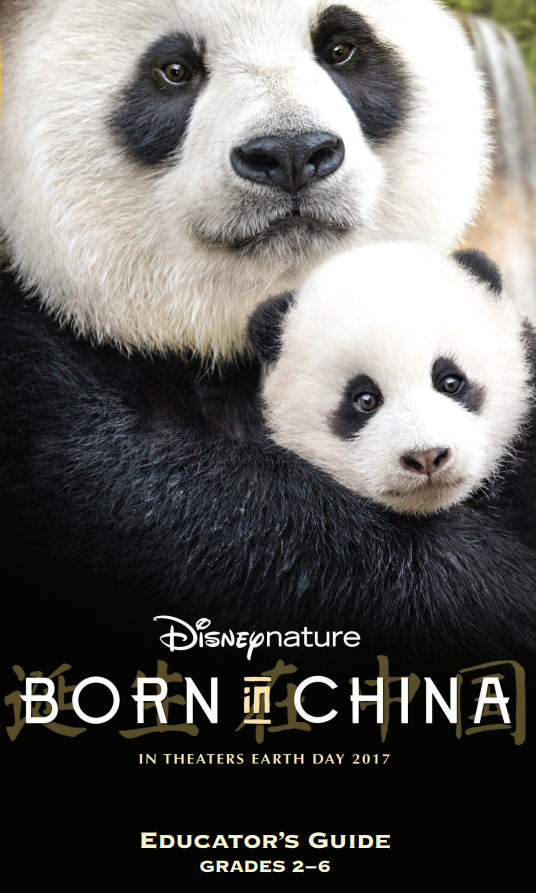 DisneyNature's Born In China Educator Resources