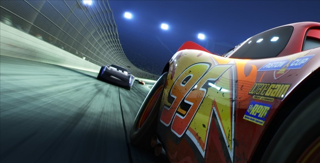 Cars 3 Cruises Home with Digital Copies Avail Now