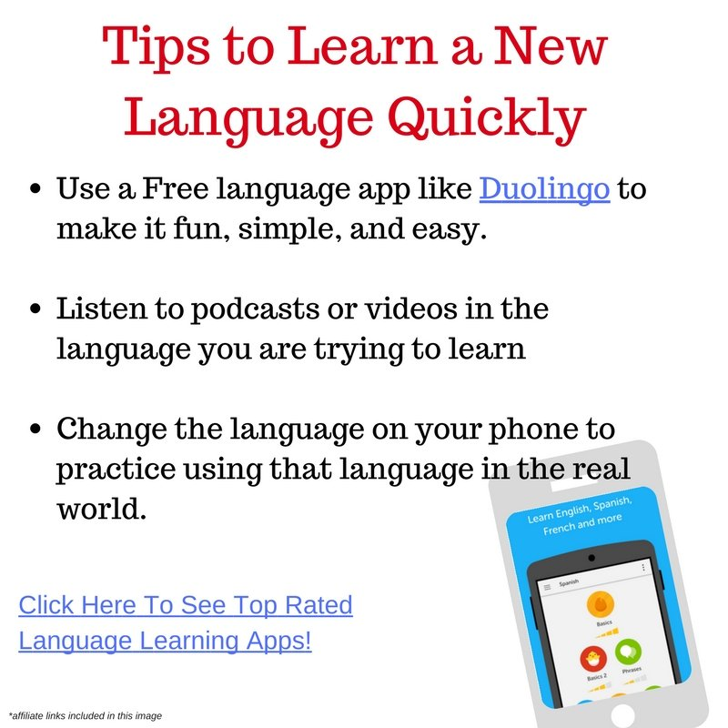 How to Learn a New Language Fast: 5 Tips That Actually ...