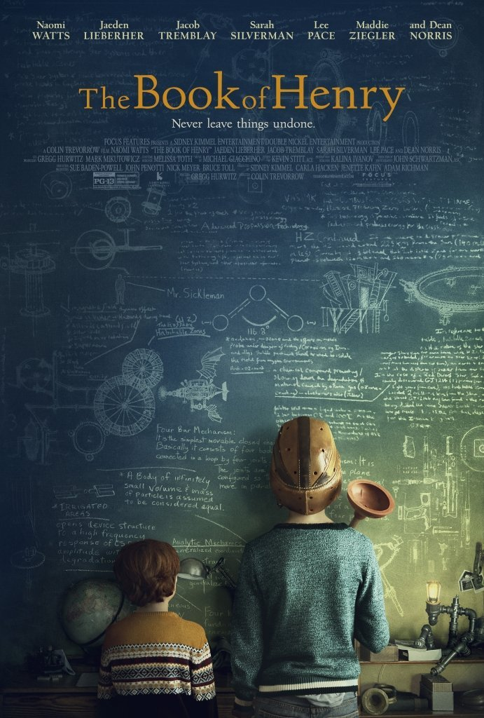 The Book Of Henry – New Teaser Clip